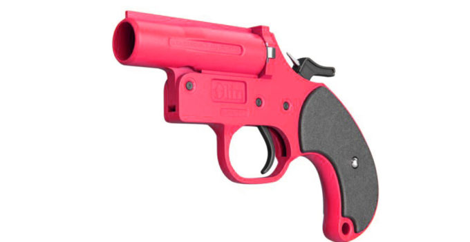 pistola lanciarazzi