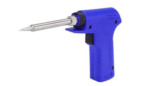 pistola per saldatura