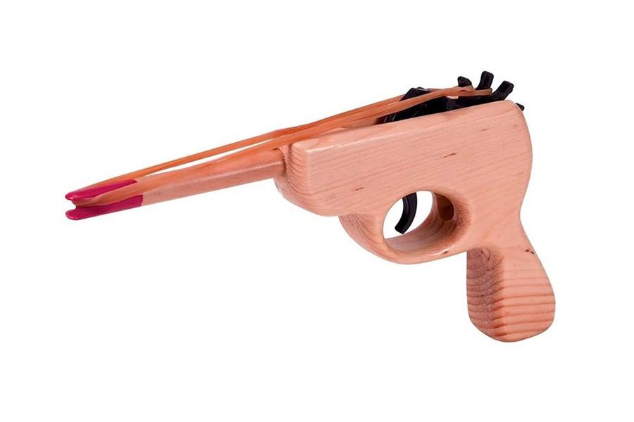 pistola sparaelastici