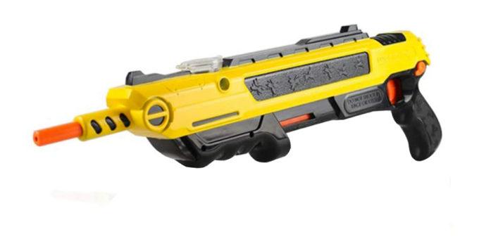 pistola sparamosche