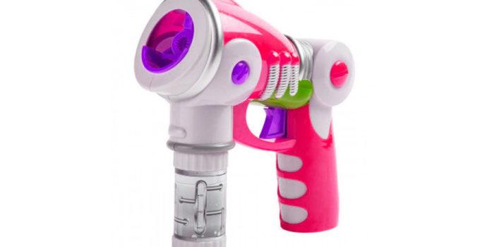 pistola sparabolle